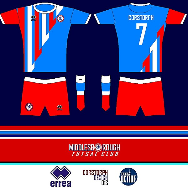 Middlesborough Futsal Club 2