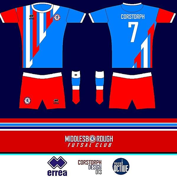 Middlesborough Futsal Club 2