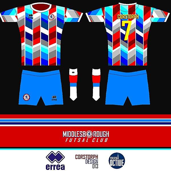 Middlesborough Futsal Club 3