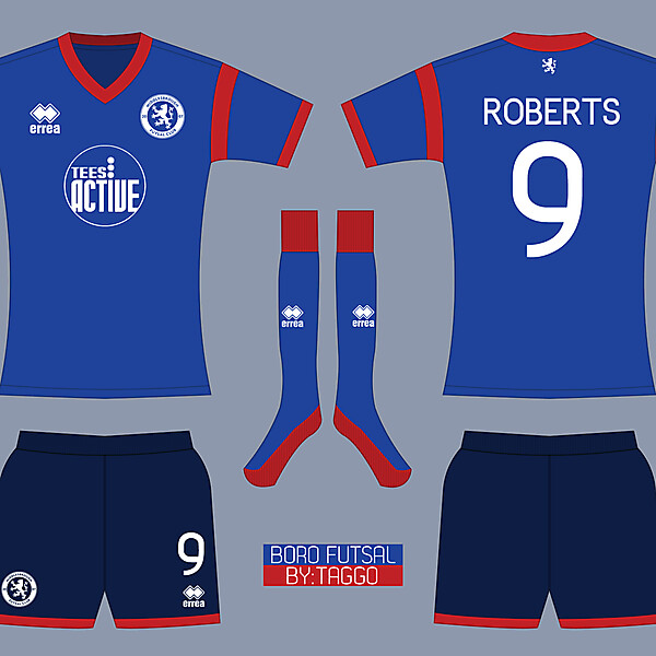 Middlesbrough Home Kit 2