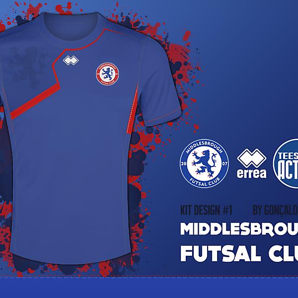 Middlesbrough Futsal Club