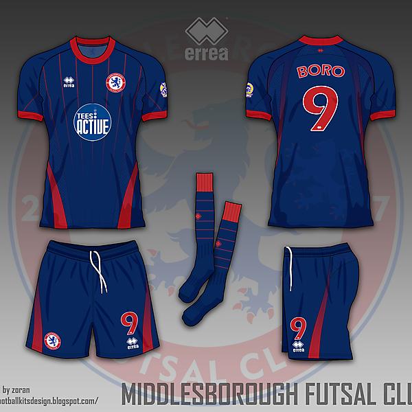 Middlesborough Futsal Club