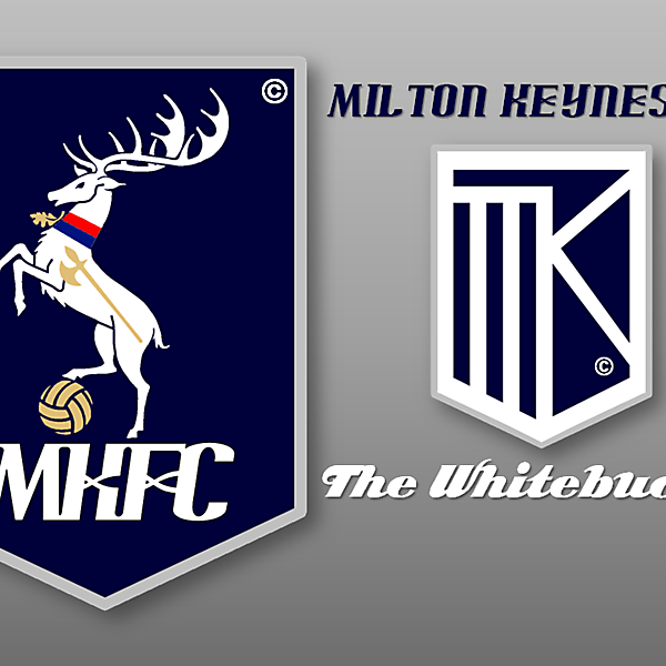 MKFC Logo, Stylised Logo and Nickname