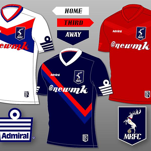 MKFC Shirts