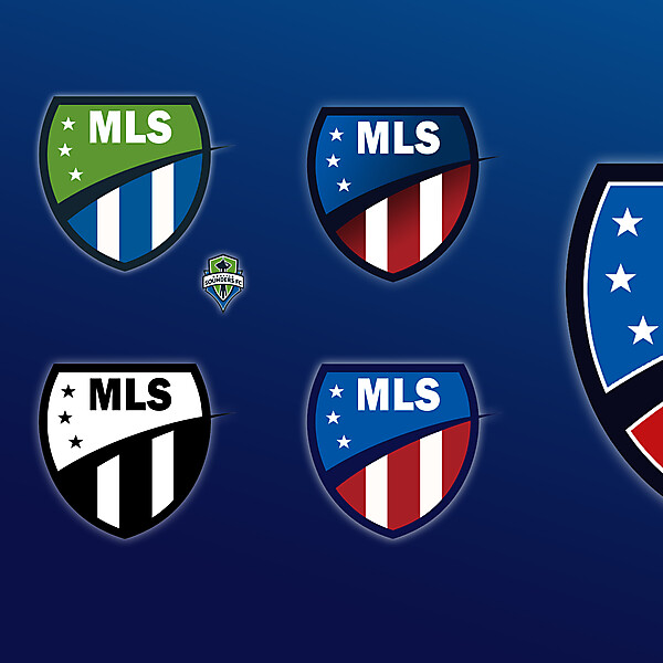 MLS Logo Concept 2