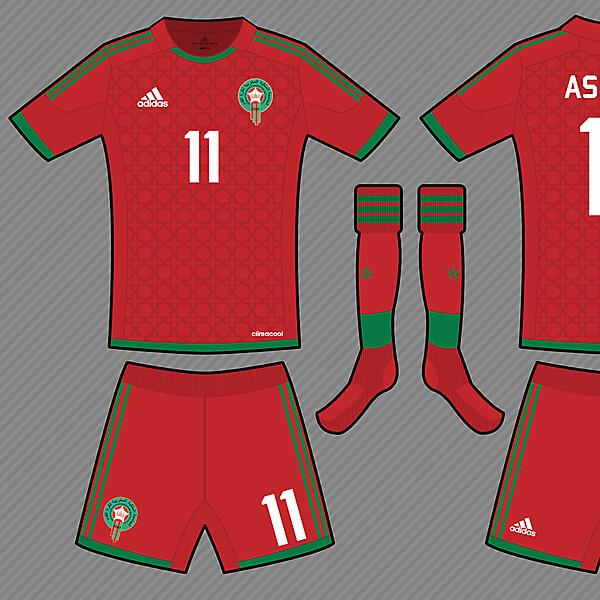 Morocco Home Kit