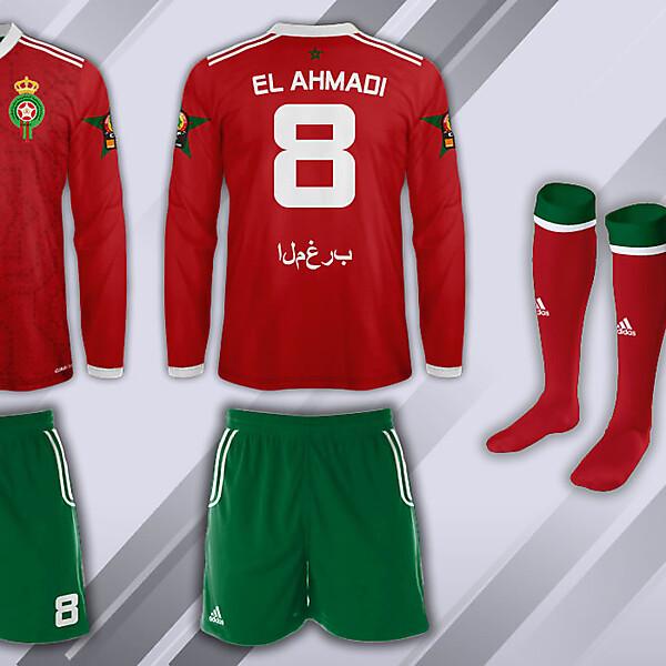 Morocco African Cup of Nations competition. (closed)