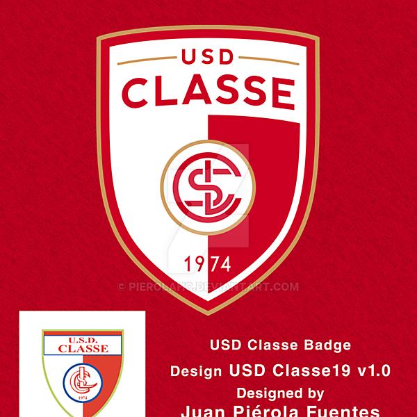 USD Classe Badge
