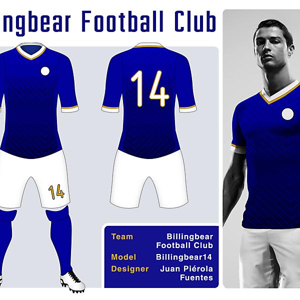 Billingbear FC by JCPierola