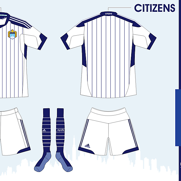 New York City FC Competition (closed)