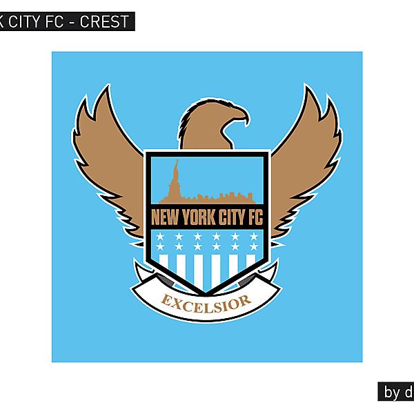New York City FC - Crest V1