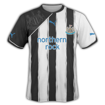 Newcastle Puma Home 10/11
