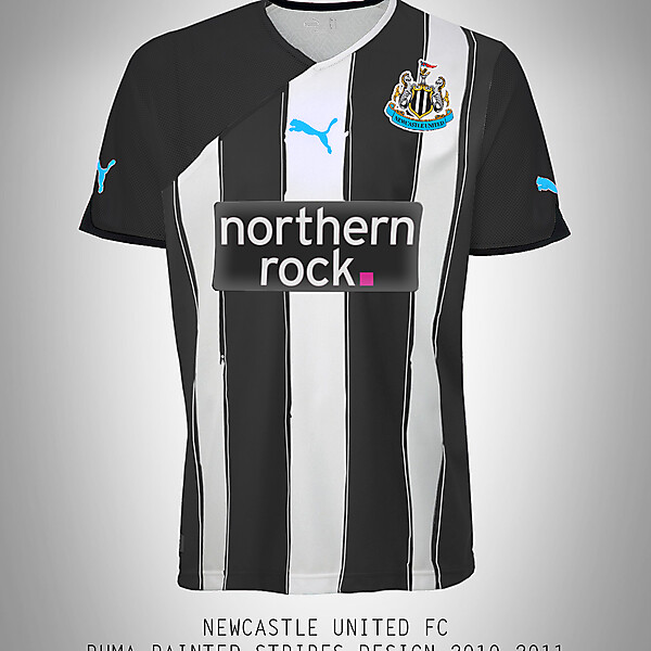 Newcastle United Puma (closed)
