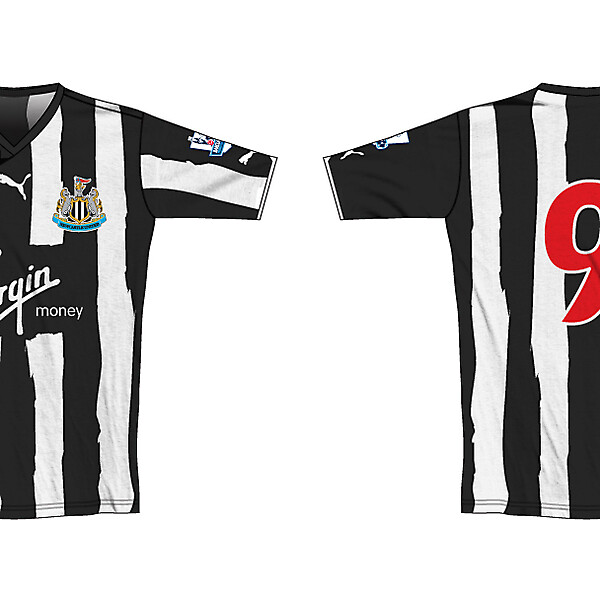 Newcastle United Puma (closed)