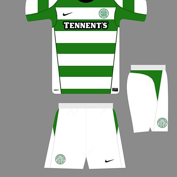 Nike C1 Template - Celtic