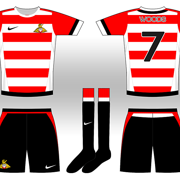Nike - LIA Template - Doncaster