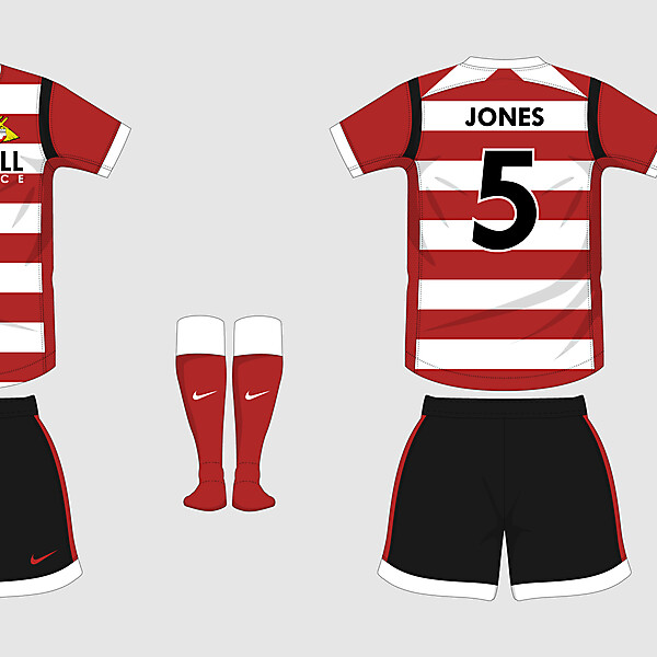 Nike Bellum - Doncaster Rovers