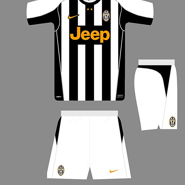 Nike C1 Template - Juventus