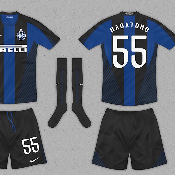 Nike Swift - Inter Home Kit