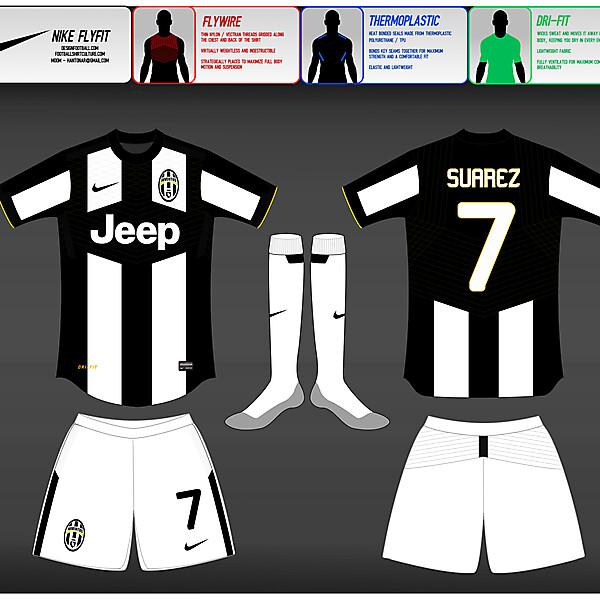 (2) Nike Fly-Fit : Juventus