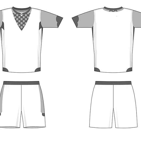 Nike Pax template - Plain