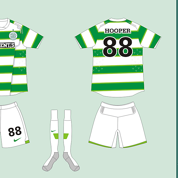 Nike Template Fiera - Celtic