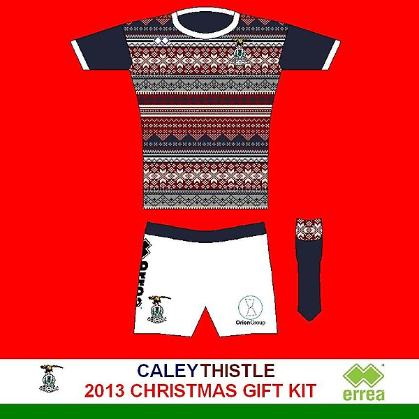 Novelty Christmas Kit Competition (closed)