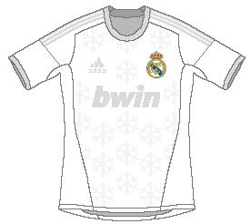 Real Madrid Christmas Home