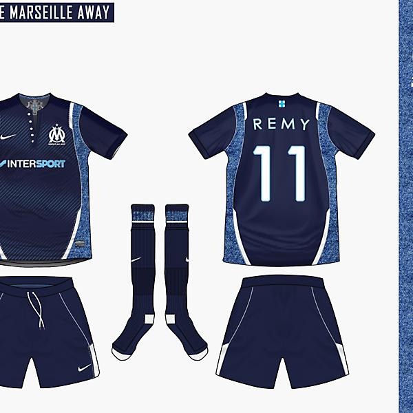 Marseille Away Nike