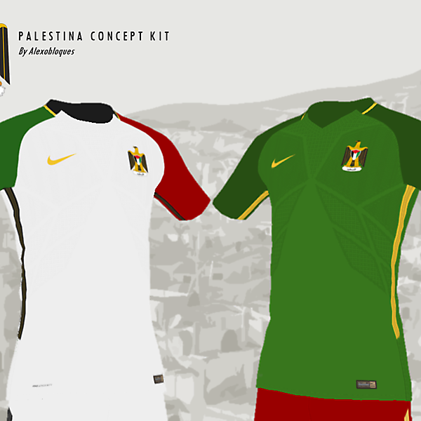 Palestina Concept Kit