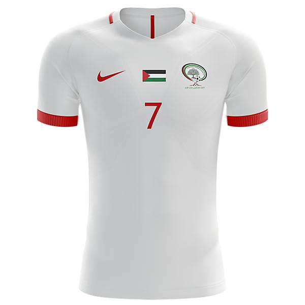 Palestine Away Shirt - Nike