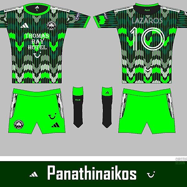Panathinaikos Alternative Kit