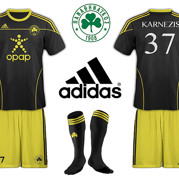 Panathinaikos fantasy kit competition (closed)