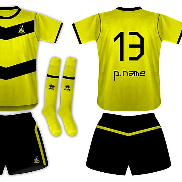 Home kit 4