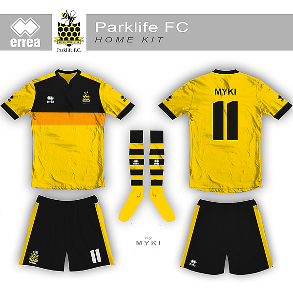Parklife home kit