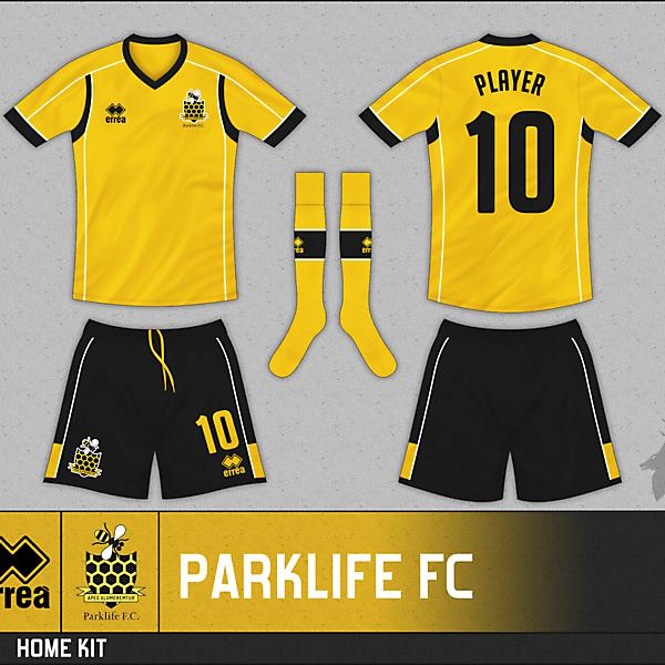 Parklife FC Home Kit - Errea