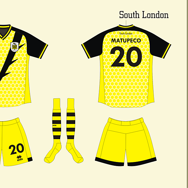 Parklife FC home kit version 01