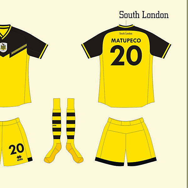 Parklife FC home kit version 03