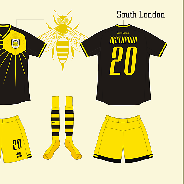 Parklife FC home kit version 04