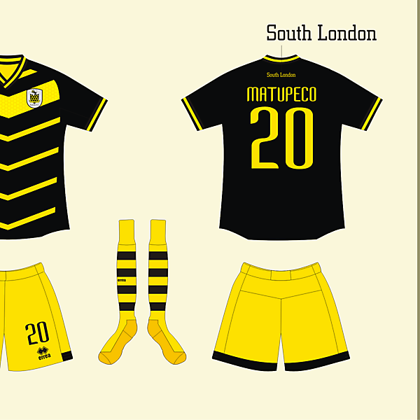 Parklife FC home kit version 05