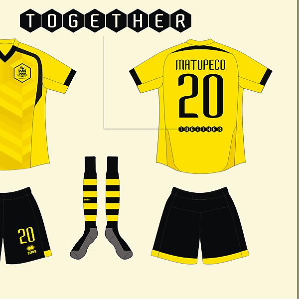Parklife FC home kit version 06