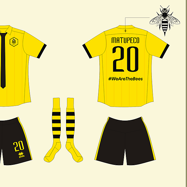 Parklife FC home kit version 09