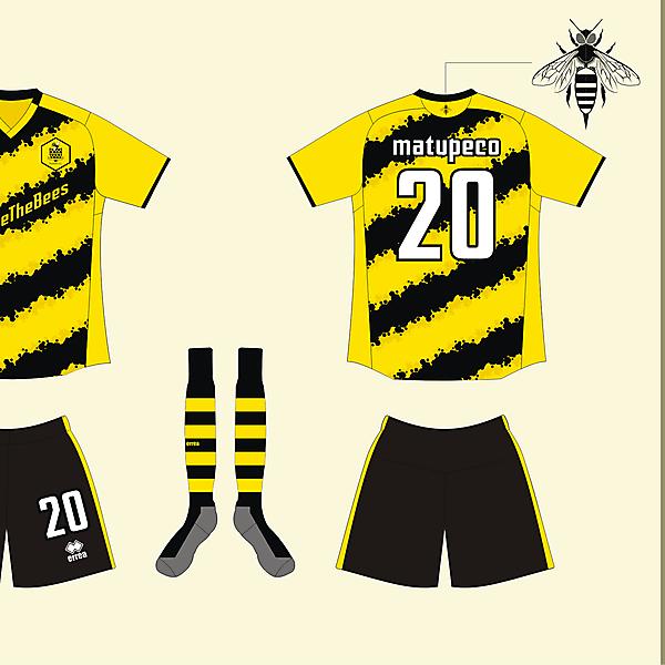 Parklife FC home kit version 11