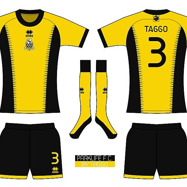 Parklife FC Kit