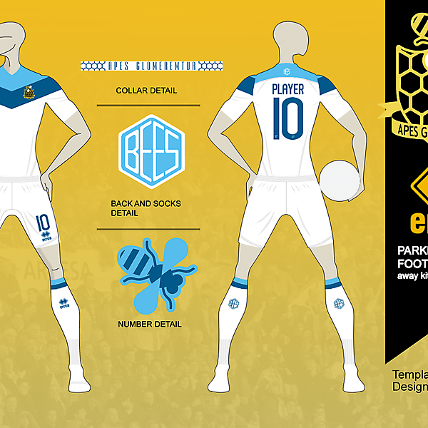 PFC Away version 01(Not for comp.)