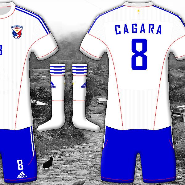 Philippines - Adidas Kits