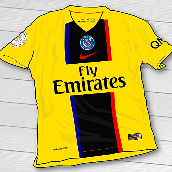 PSG Yellow #1
