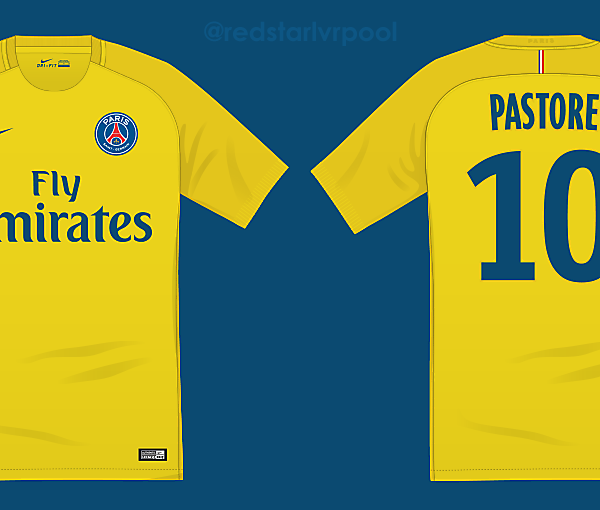 PSG Yellow Concept
