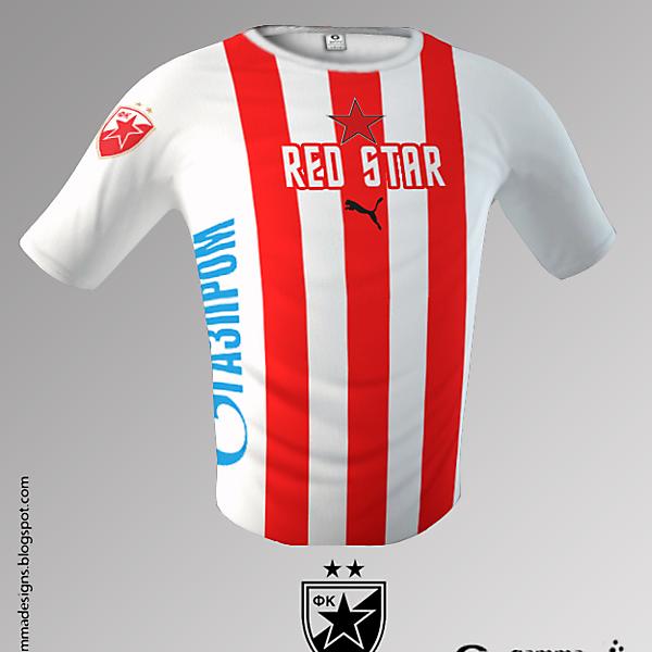 Puma Red Star Kit (closed)