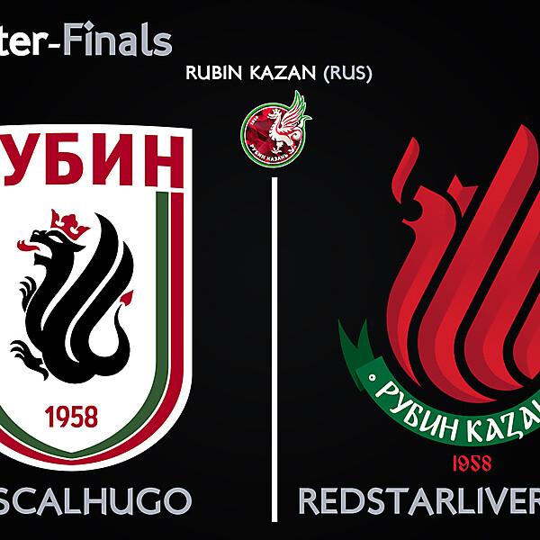 QuarterFinals - PascalHugo vs RedStarLiverpool